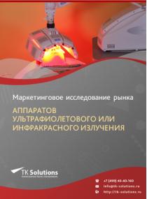 Российский рынок аппаратов ультрафиолетового или инфракрасного излучения за 2016-2021 гг. Прогноз до 2025 г.