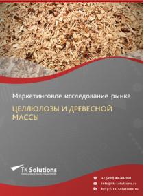 Рынок целлюлозы и древесной массы в России 2015-2021 гг. Цифры, тенденции, прогноз.