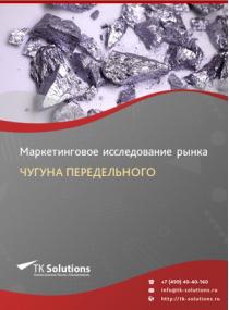 Российский рынок чугуна передельного за 2016-2021 гг. Прогноз до 2025 г.