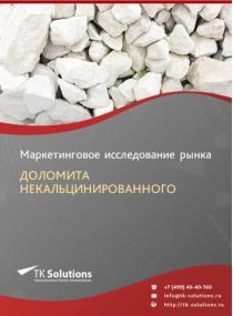 Рынок доломита некальцинированного в России 2015-2021 гг. Цифры, тенденции, прогноз.