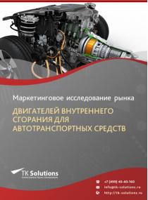Рынок двигателей внутреннего сгорания для автотранспортных средств в России 2015-2021 гг. Цифры, тенденции, прогноз.