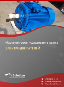 Рынок электродвигателей в России 2015-2021 гг. Цифры, тенденции, прогноз.