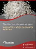 Российский рынок фосфатов и алюмофосфатов кальция за 2016-2021 гг. Прогноз до 2025 г.