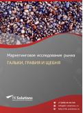 Российский рынок гальки, гравия и щебня за 2016-2021 гг. Прогноз до 2025 г.