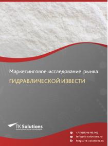 Рынок гидравлической извести в России 2015-2021 гг. Цифры, тенденции, прогноз.