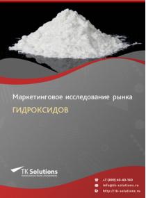 Российский рынок гидроксидов за 2016-2021 гг. Прогноз до 2025 г.