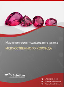 Рынок искусственного корунда в России 2015-2021 гг. Цифры, тенденции, прогноз.