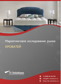 Российский рынок кроватей за 2016-2021 гг. Прогноз до 2025 г.