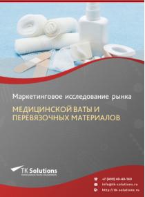 Рынок медицинской ваты и перевязочных материалов в России 2015-2021 гг. Цифры, тенденции, прогноз.