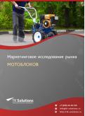 Российский рынок мотоблоков за 2016-2021 гг. Прогноз до 2025 г.
