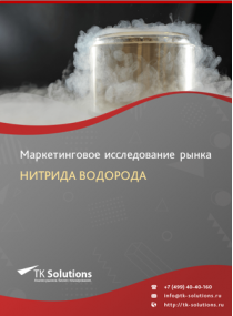 Российский рынок нитрида водорода (аммиака) за 2016-2021 гг. Прогноз до 2025 г.