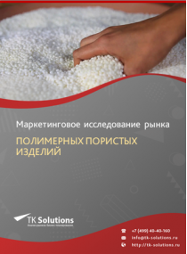 Российский рынок полимерных пористых изделий за 2016-2021 гг. Прогноз до 2025 г.