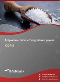 Российский рынок соли за 2016-2021 гг. Прогноз до 2025 г.