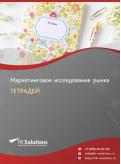 Российский рынок тетрадей за 2016-2021 гг. Прогноз до 2025 г.