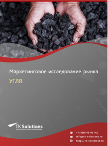 Российский рынок угля за 2016-2021 гг. Прогноз до 2025 г.