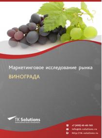 Рынок винограда в России 2015-2021 гг. Цифры, тенденции, прогноз.