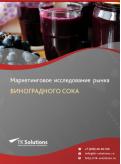 Рынок виноградного сока в России 2015-2021 гг. Цифры, тенденции, прогноз.