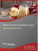 Рынок яблочного сока в России 2015-2021 гг. Цифры, тенденции, прогноз.