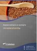 Анализ импорта и экспорта гречневой крупы в России за 2016-2020  гг.