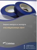 Анализ импорта и экспорта изоляционных лент в России в России 2021, 2020 2016-2020  гг.