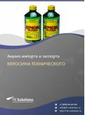 Анализ импорта и экспорта керосина технического в России в России 2021, 2020 2016-2020  гг.