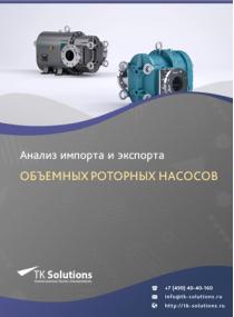 Анализ импорта и экспорта объемных роторных насосов в России за 2016-2020  гг.