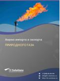 Анализ импорта и экспорта природного газа в России в России 2021, 2020 2016-2020  гг.