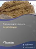 Анализ импорта и экспорта рыбной муки в России за 2016-2020  гг.