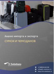 Анализ импорта и экспорта сумок и чемоданов в России за 2016-2020  гг.