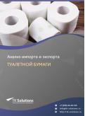 Анализ импорта и экспорта туалетной бумаги в России в России 2021, 2020 2016-2020  гг.